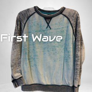 FIRST WAVE Light Sweatshirt/Good Condition